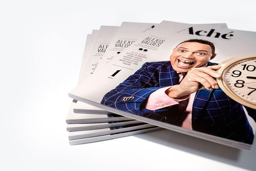 Aché Magazine